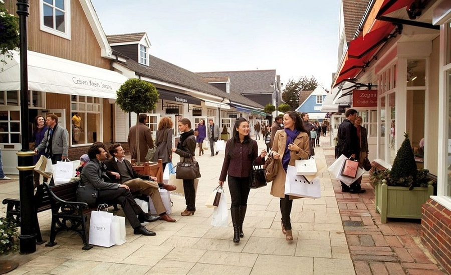 Famous Bicester Village