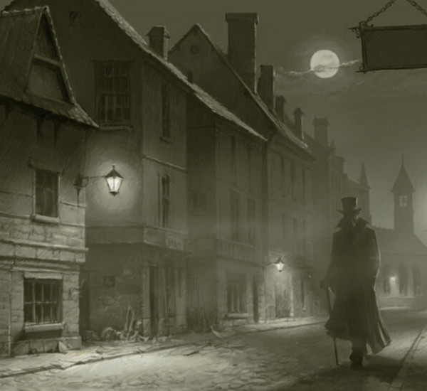 Jack The Ripper Coach and Walking London Tours
