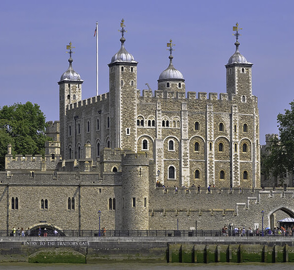 Tower Of London Palace and Fortress London Tours