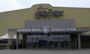 Harry Potter Warner Bros Studio Tour London