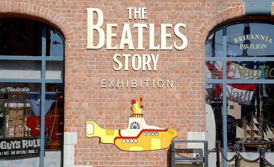 Visit Liverpool City and The Beatles Story