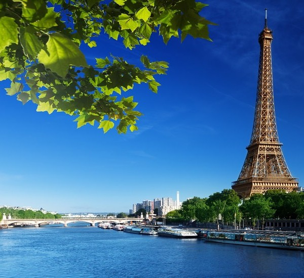 Fully Escorted Luxury Paris Day Trip
