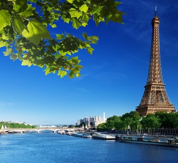 Fully Escorted Luxury Paris Day Trip
