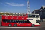 Original Tour Passing London Eye