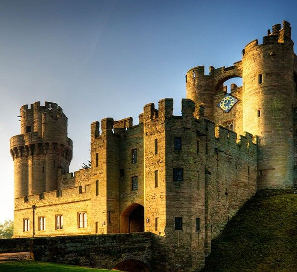 Warwick Castle Stratford-upon-Avon Oxford Cotswolds