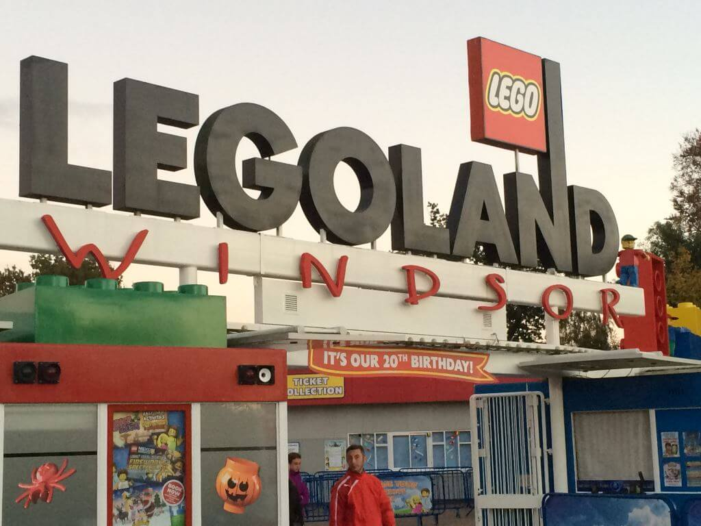 LEGOLAND Windsor with Return Transportation